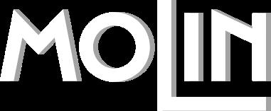 Molin-Logo weiß